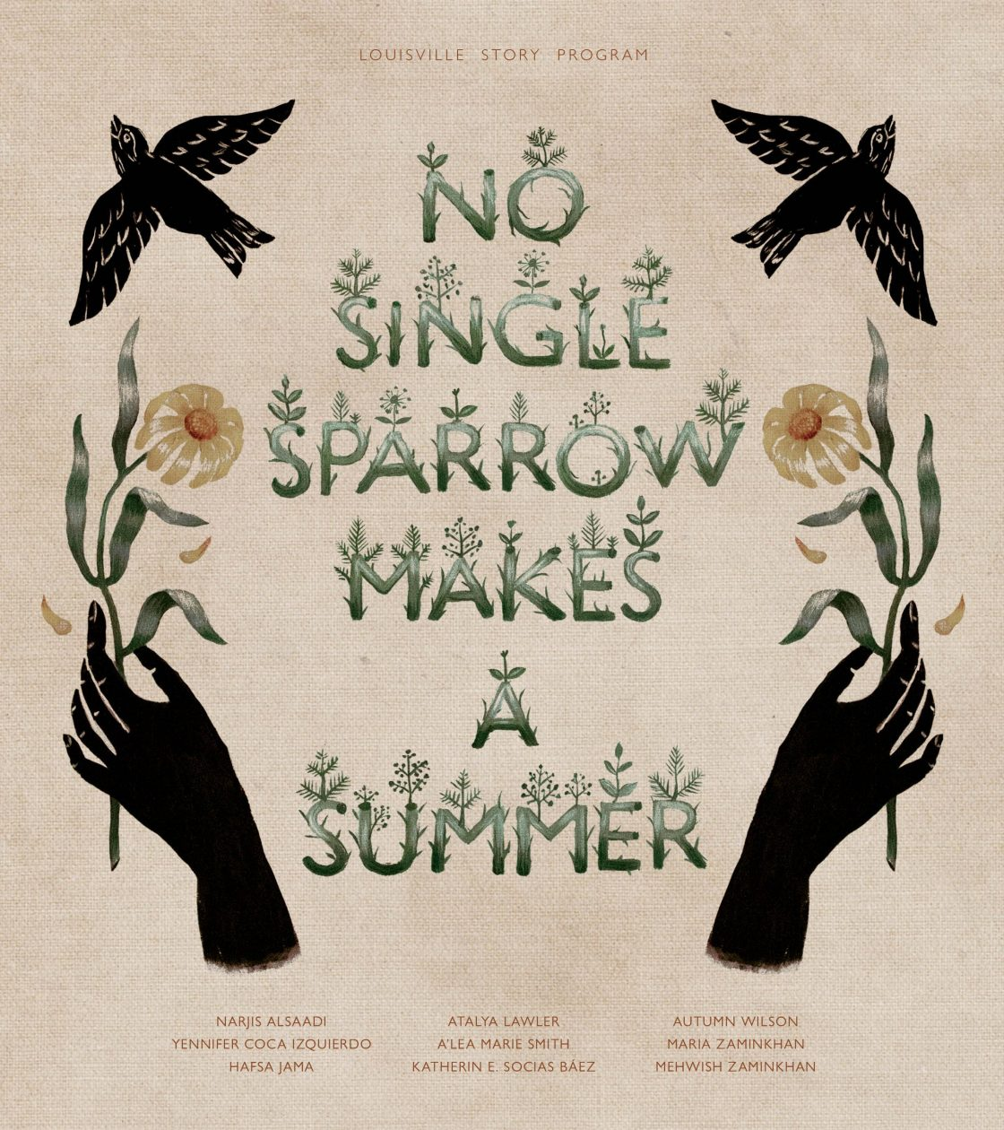No Single Sparrow Makes a Summer