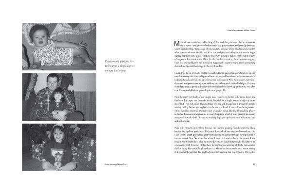 Excerpt from Selena Tirey's chapter